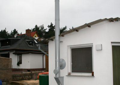 Edelstahlschornstein 3