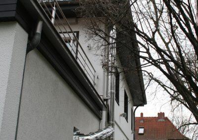 Edelstahlschornstein  4